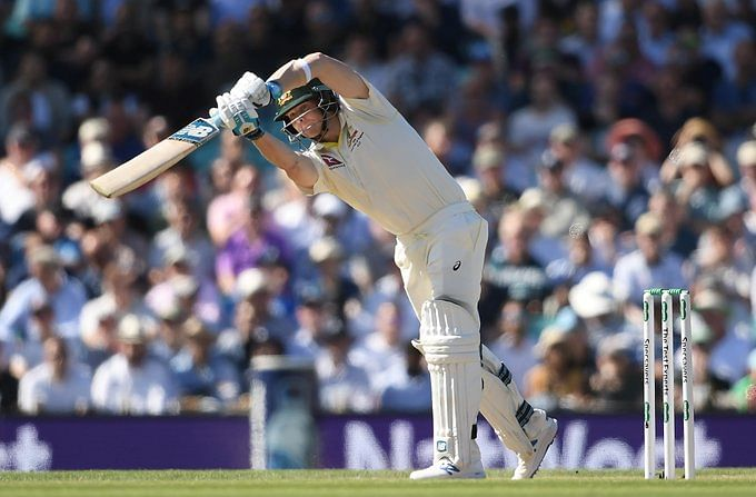 Steven Smith on the verge of breaking age-old record