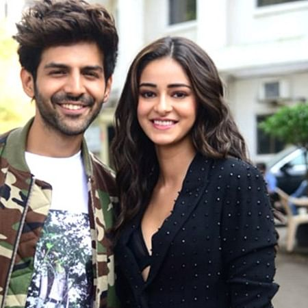 Sorry dude: Ananya Panday left Kartik Aaryan stunned after calling him 'bro'