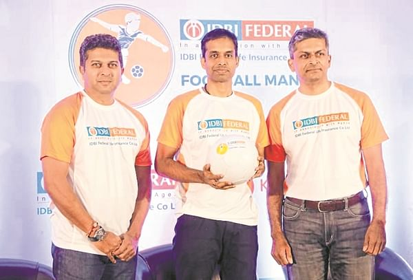 IDBI extends support to football