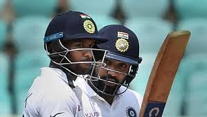 Check out Rohit Sharma's epic Sehwag-like advice to Mayank Agarwal