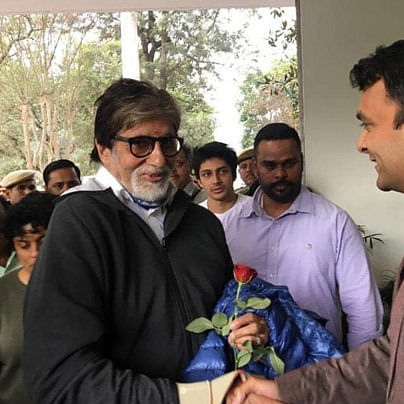 Brahmastra: Amitabh Bachchan takes a 12-hour ride to join Alia and Ranbir in Manali