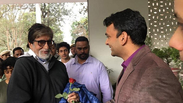 Brahmastra: Amitabh Bachchan takes a 12 hour ride to join Alia and Ranbir in Manali