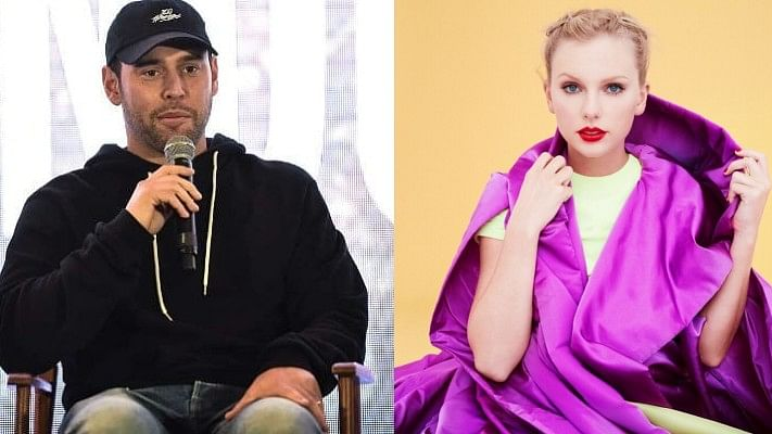 Scooter Braun opens up on Taylor Swift dispute, says people need to communicate
