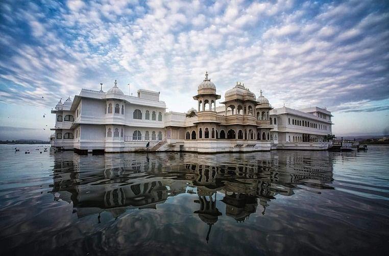 Lake Palace- Udaipur