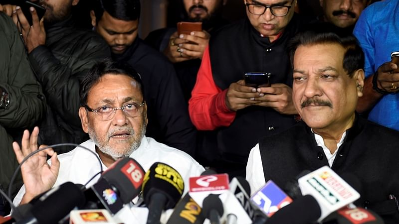 Will provide Maharashtra a stable government: Prithviraj Chavan after Congress-NCP meet