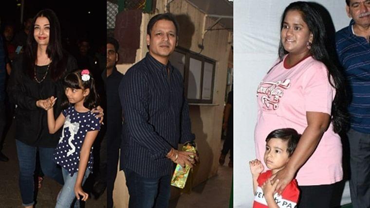 From Aishwarya Rai to Arpita Khan: B-town celebs light up Riteish Deshmukh's son Riaan's b'day party