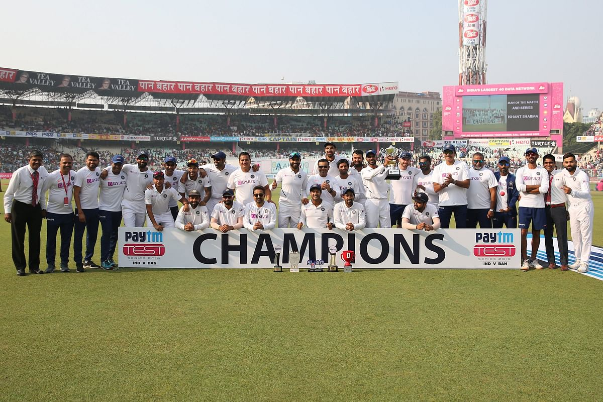 India move even further clear of the pack in ICC World Test Championship