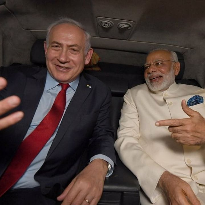 'If Israel can...': Indian diplomat's bizarre Kashmir-Palestine parallel sparks controversy