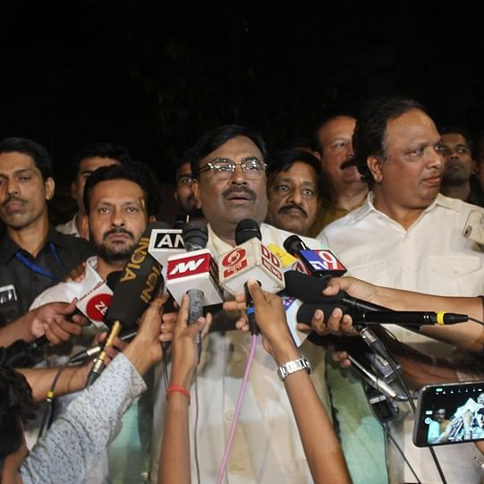 BJP is hopeful Shiv Sena may still join on rebound