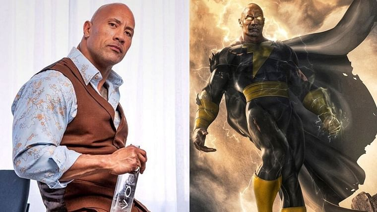 Dwayne Johnson set for superhero debut as Shazam's arch-nemesis 'Black Adam' in 2021