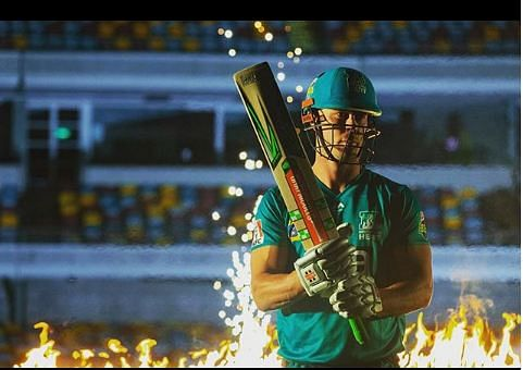 Lynnsanity: Watch Chris Lynn goes berserk and score 91 in Abu Dhabi T10 League: KKR will regret