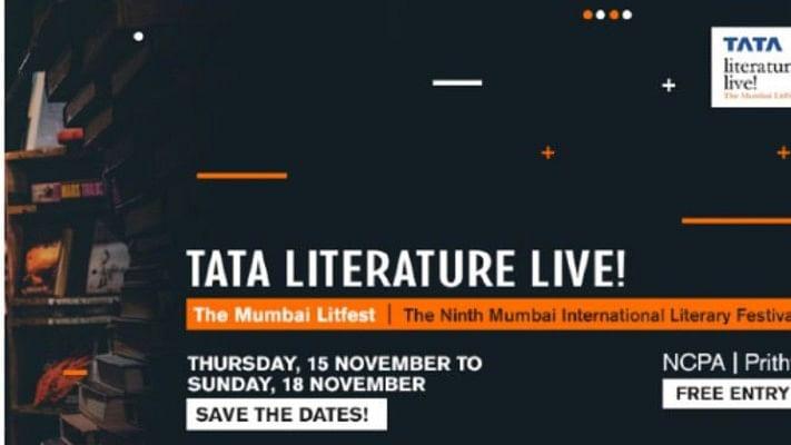 Book lovers in Mumbai rejoice: 10th Tata Litfest at NCPA till Nov 18