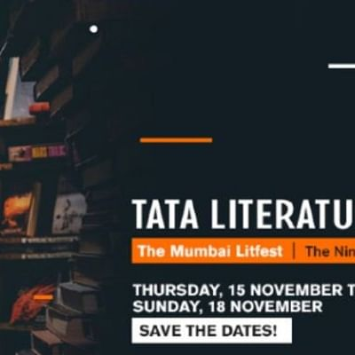 Book lovers in Mumbai rejoice: 10th Tata Litfest at NCPA till Nov 18