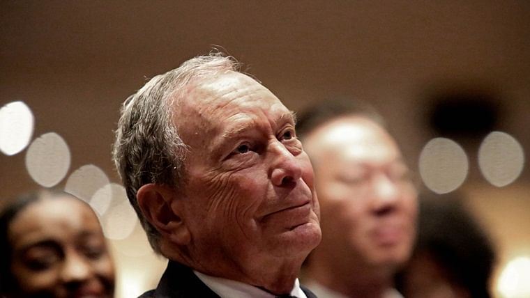 Michael Bloomberg to run for 2020 US Presidential race, kicks off USD 30 million ad buy