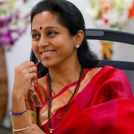 NCP MP Supriya Sule misses Balasaheb Thackeray, says he should've been here today