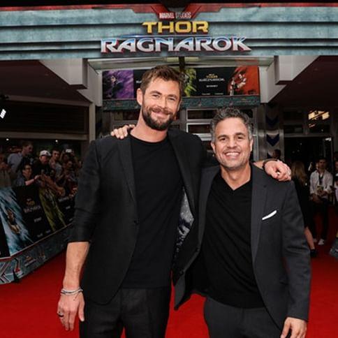 Chris Hemsworth and I improvised the entire script of 'Thor: Ragnarok': Mark Ruffalo