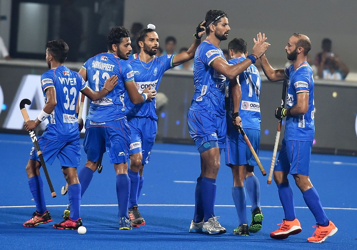 India Men's Hockey Team