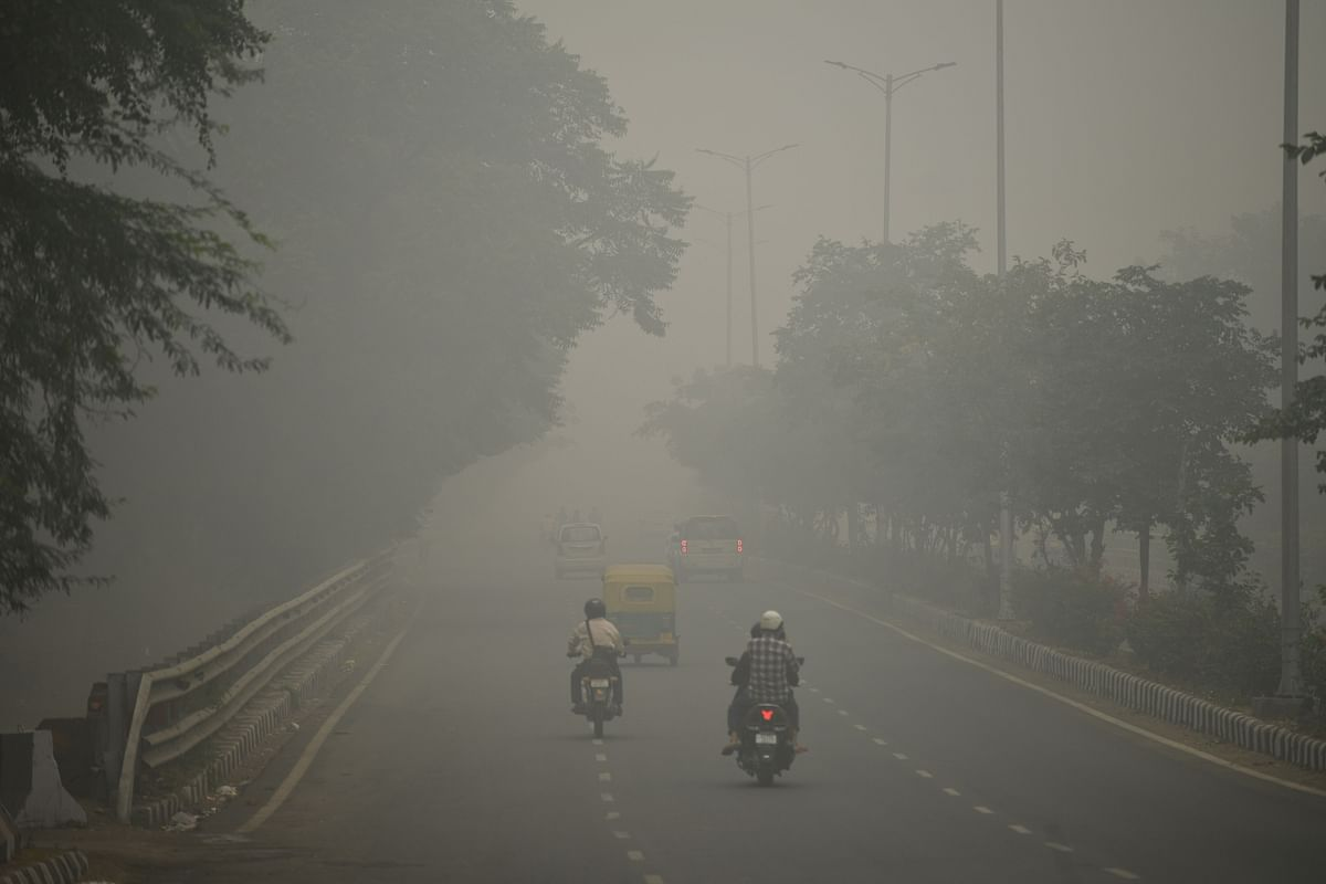 Govts waking up to Delhi's air pollution