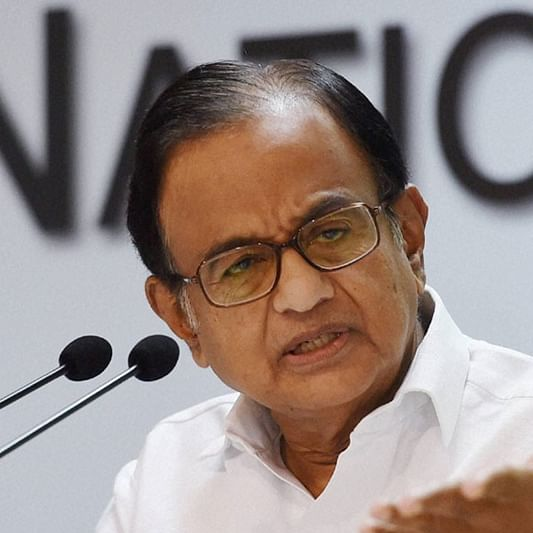 Difference between 2012 and 2019 is 'parlous' state of economy: P Chidambaram on RCEP