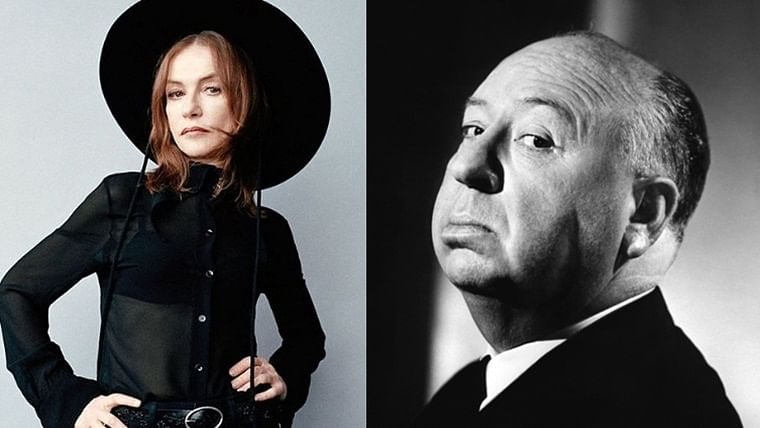Isabelle Huppert says she wasn't blonde enough to work with Alfred Hitchcock