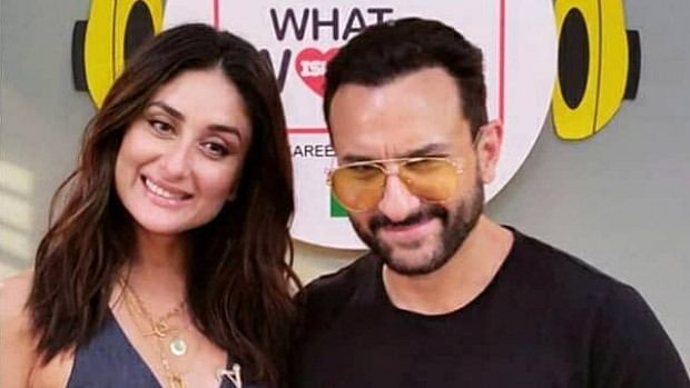 Kareena Kapoor talks about Saif Ali Khan's 'not-so filmy' reaction to the news of second baby