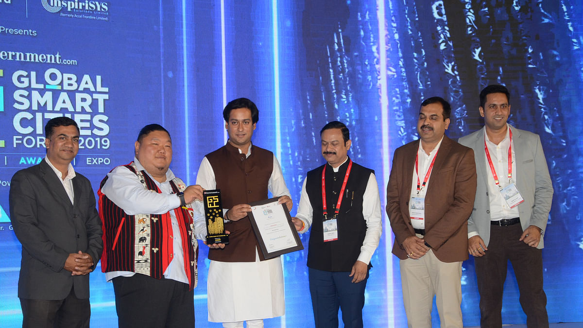 Bhopal: Best smart city award among four awards won by BSCDCL