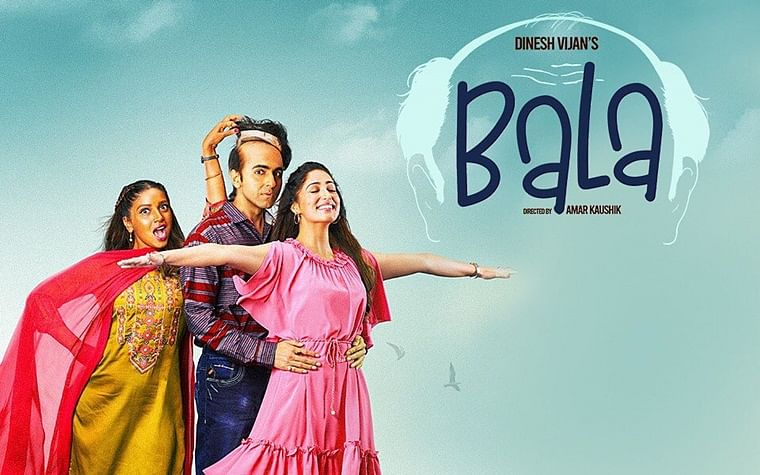 Ayushmann Khurrana's 'Bala' continues winning streak on Day 4, crosses Rs 50 Cr mark