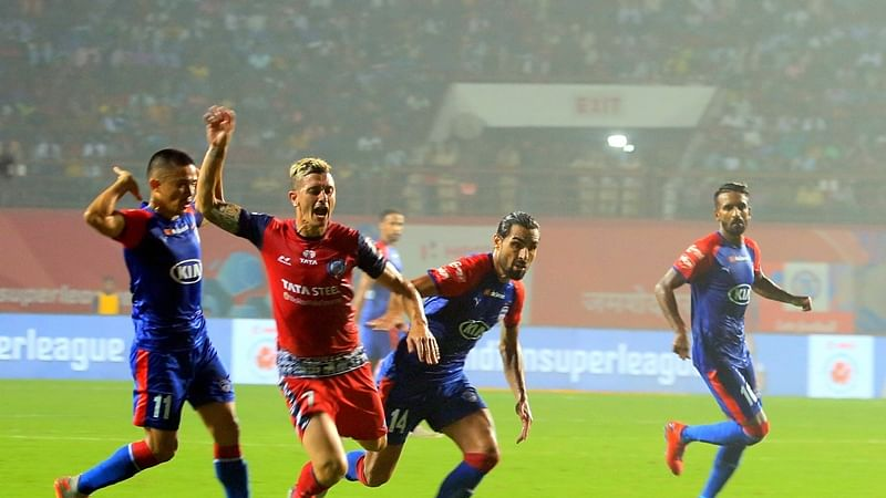 Hero Indian Super League: Jamshedpur FC -Bengaluru FC put up super show
