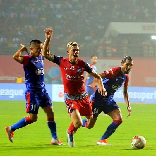 Hero Indian Super League: Jamshedpur FC -Bengaluru FC put up super show