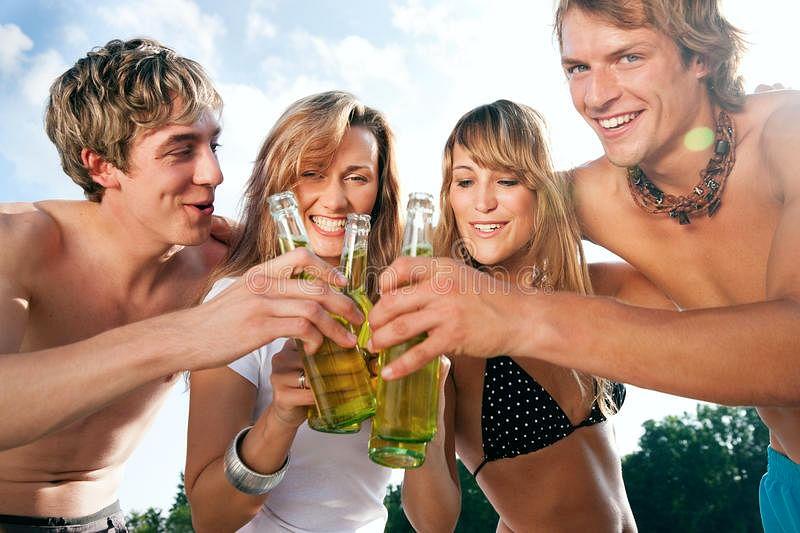 Beer ads influence underage drinking: Study