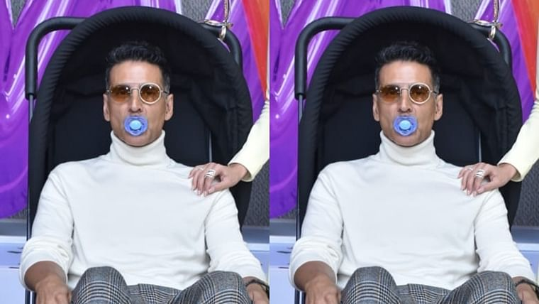 Akshay Kumar's joke about an extra bone in the morning shows he's still not past puberty