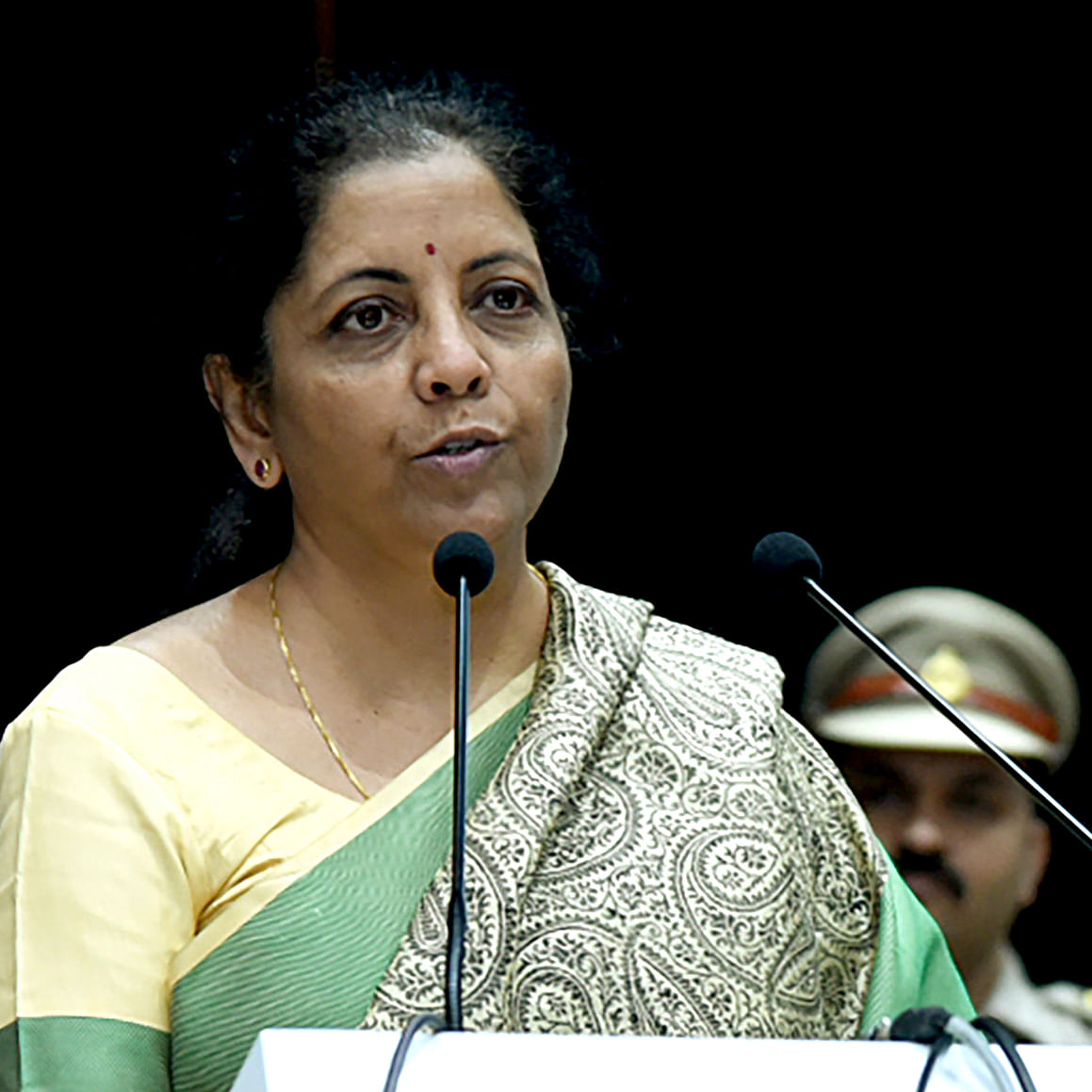 Sitharaman: Will consider cut in personal income tax on merit