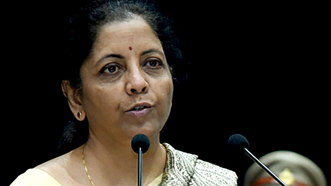 Union Minister for Finance and Corporate Affairs, Nirmala Sitharaman