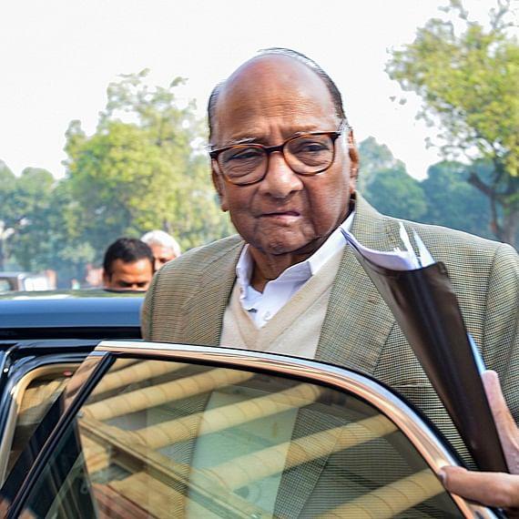 Wrong to say I am behind Ajit Pawar's revolt: Sharad Pawar