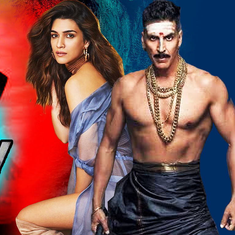 After 'Housefull 4', Kriti Sanon Joins Akshay Kumar For Bachchan Pandey'