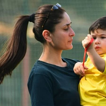 Pataudi prince Taimur Ali Khan has a sunny playday in Chandigarh