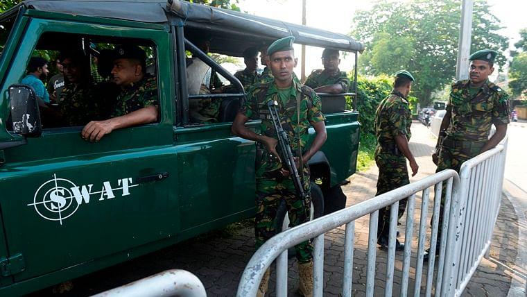Security tightened in Sri Lanka ahead of presidential polls