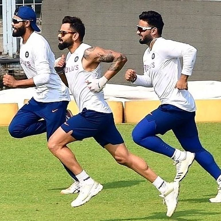 Keep working and you'll be a superstar, Ravi Shastri tells Rishabh Pant
