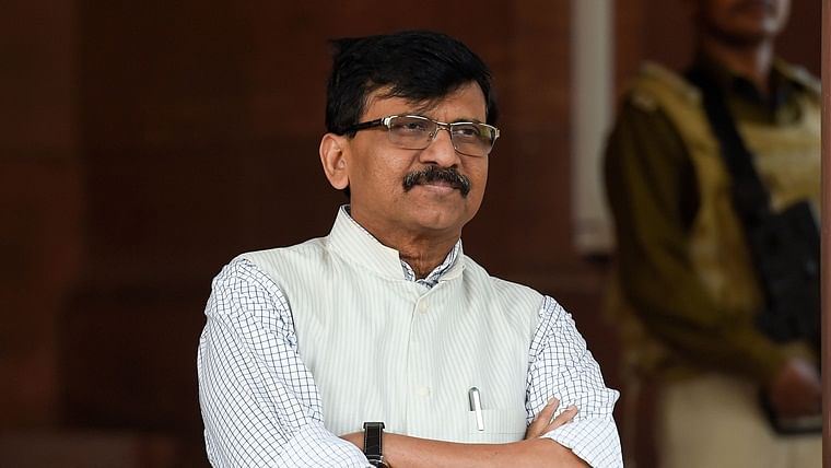 'Accidental oath-taking': Sanjay Raut ahead of SC hearing