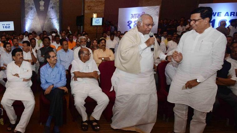 Shiv Sena-NCP-Cong demand Balasaheb Thorat as pro tem speaker