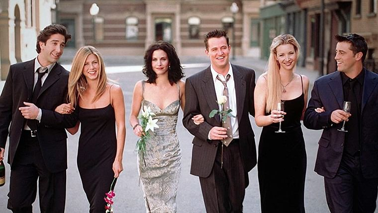 Could we be any happier? 'Friends' reunion special currently in works at HBO Max