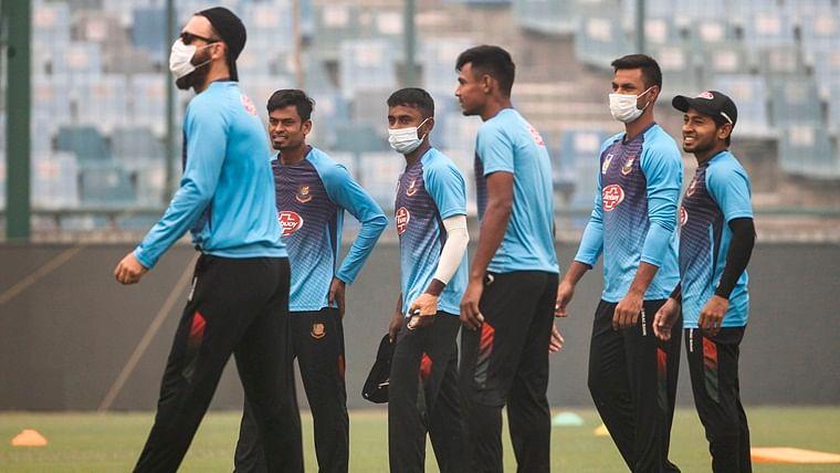 India vs Bangladesh T20I: What's the AQI in Delhi today?