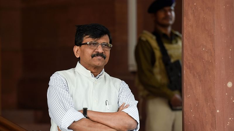 Who is a patriot in our country, Arnab Goswami or Kangana Ranaut? asks Sanjay Raut