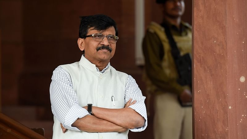 'Maha govt is stable and cannot be toppled, BJP can keep dreaming': Shiv Sena leader Sanjay Raut to FPJ