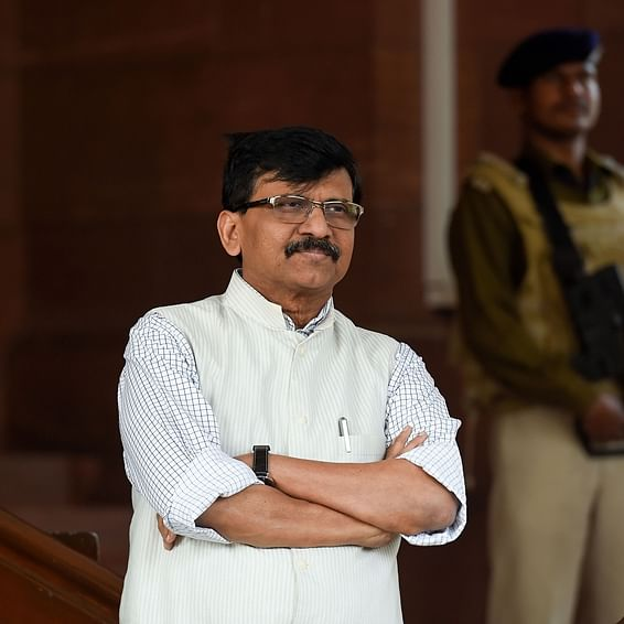 Sanjay Raut takes pot-shot at Fadnavis, congratulates him for becoming Opposition leader