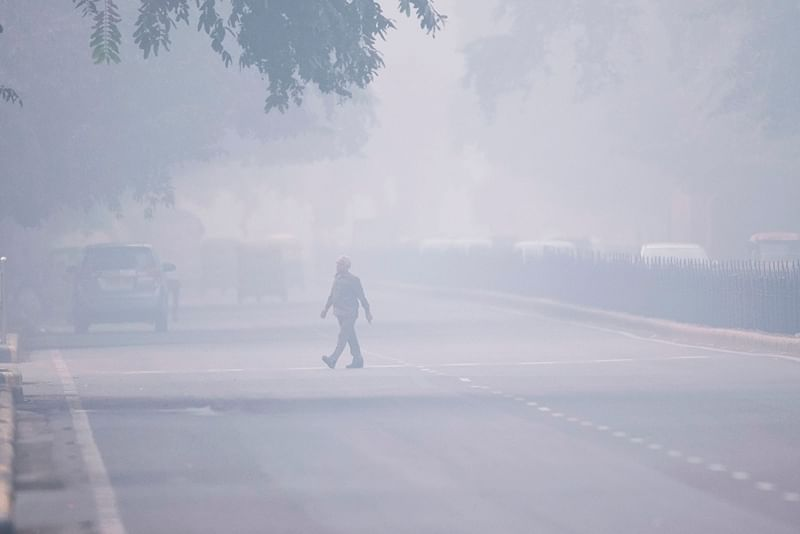 Delhi's air quality turns 'poor' as AQI hits 214 in Patparganj area