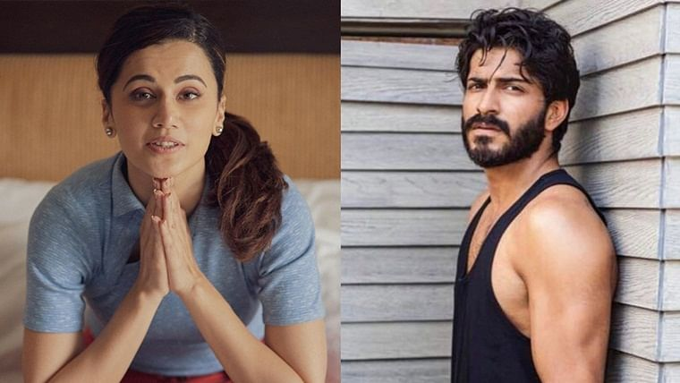'If Harsh Varrdhan was not Anil Kapoor's son, he wouldn't have gotten a second film': Taapsee Pannu