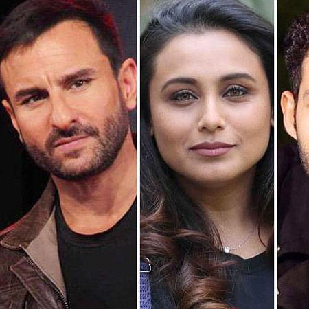 Rani Mukherji, Saif Ali Khan, Siddhanth Chaturvedi wrap shooting for 'Bunty Aur Babli 2'