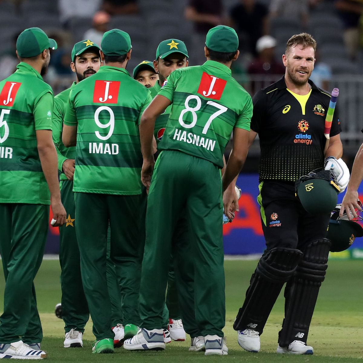 Perfect 10: Australia routed Pakistan by 10 wickets