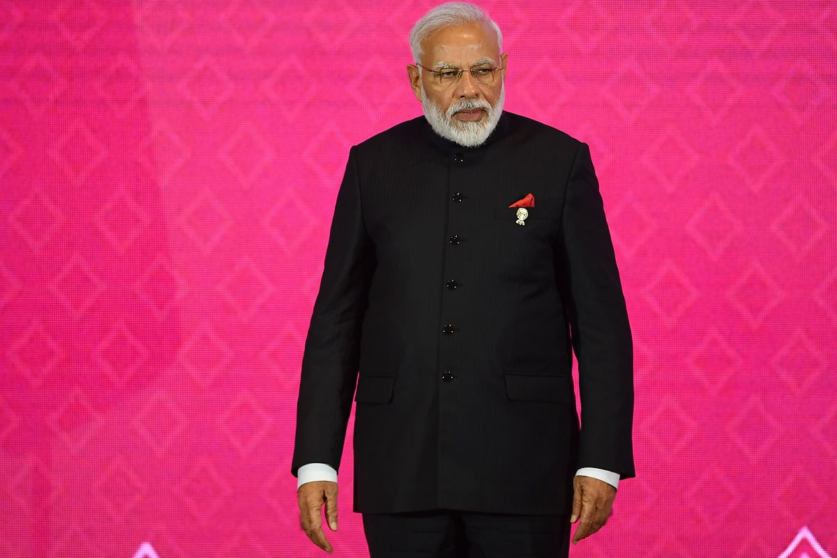 Need to work together to solve global challenges, says PM Modi